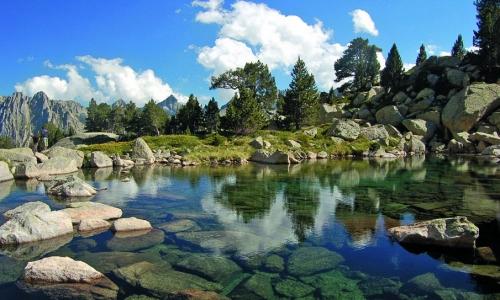 les pyrenees espagnole